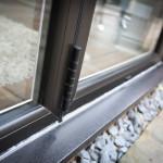 Black Bi folds and Windows