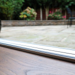 Black Bi folds and Windows